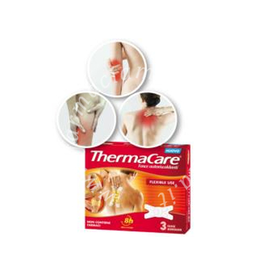 Thermacare flexible use 3 fasce monouso