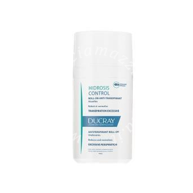 Ducray Hidrosis Control Roll On Ascelle 40Ml Ducray